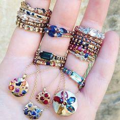☾☼✧ GYPSY ☮ LOLITA✧☼☽ : Polly Wales | #jewelry #adorn #bohemian