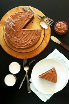 One Bowl Vegan Chocolate Cake - The 3 Best Chocolate Cake Recipes Ever Amazing Chocolate Cake Recipe, Best Chocolate Cake, Chocolate Flavors, Vegan Chocolate, Chocolate Box, Chocolate Coffee, Chocolate Cupcakes, Vegan Sweets, Vegan Desserts