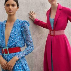 Carolina Herrera весна-лето 2018 / resort Carolina Herrera, Wrap Dress, Blues, Dresses, Fashion, Vestidos, Moda, Fashion Styles, Wrap Dresses