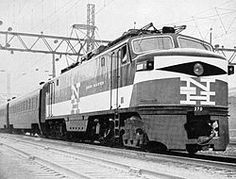 New Haven Comet 1935 - New York, New Haven and Hartford Railroad - Wikipedia, the free encyclopedia