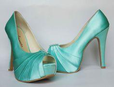 Zapatos de Novia, Rodrigo Hernández Color Menta Búscanos en Facebook Rodrigo Hernandez
