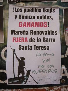 Pueblos ikojts celebran seis años de resistencia contra los proyectos eólicos en San Dionisio del Mar, Oaxaca