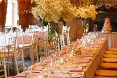 Gorgeous centerpieces!  Photo by: Adam Padgett Weddings.   #ptopofthebluegrass #ptopweddings2016 #weddingreception #weddingceremony #weddingdecor #weddingflowers #weddingvenues #weddingplanner #weddingcenterpieces