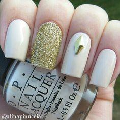 alinapinuccia #gold #white