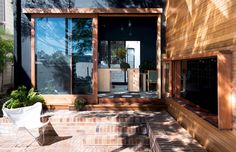 Mickey Wolf and Steve Boyle and Family — The Design Files | Australia's most popular design blog.
