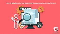 How to Disable double line breaks with paragraph elements in #WordPress? #webperf #optimization #customizer #plugins Creative Web Design, Paragraph, Free Blog, Wordpress Plugins, Disability, Preserve, Line, Articles, Chow Chow