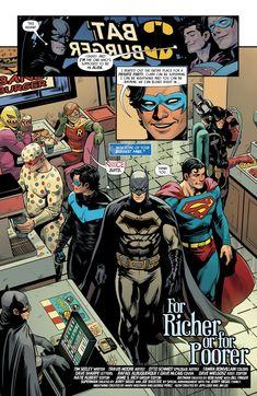 Prelude to the Wedding: Nightwing vs Hush