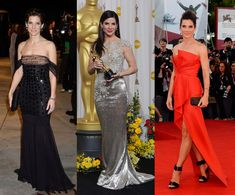 Sandra Bullock Has Never Met a Red Carpet She Couldn't Rock, and That Is Why She's Our Style Icon of the Week