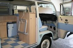 Campervan | The Camper Shak - Hand Crafted VW Camper Interiors | VW Campervan