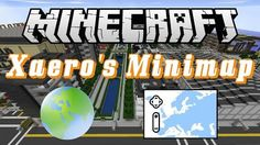 Unlike many other minimap mods, Xaero's minimap keeps the aesthetic feel and look of vanilla Minecraft which might even make you forget that it was a mod in the first place. It's also the first rotating square minimap for Minecraft but there is a toggle to make it lock north and not...