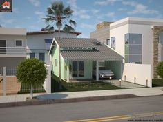 House Plant - 2 Bedrooms - 64.47m² - Monte Your Home