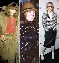How 12 Fashion Icons Mastered the Art of Ageing Stylishly via @WhoWhatWearUK