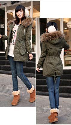 nouvelle marque de mode pour femmes veste et le manteau hiver 2012 est de conception à long dames vêtements