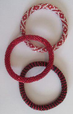 Lilly & Laura Gameday Bracelets