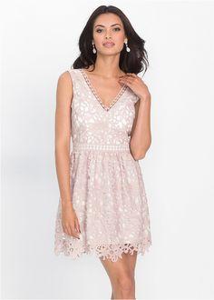4e0a99beff85 Sukienka koronkowa Krótka sukienka • 109.99 zł • bonprix