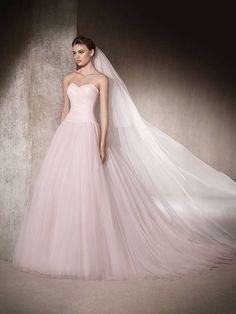 Abiti da sposa San Patrick collezione 2017 - Abito da sposa rosa