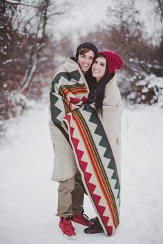 Winter is amazingly romantic time, with its special cozy festive atmosphere, lots of sparkling snow around and hot cocoa with marshmallows. If you are going to have a winter engagement session, and it's gonna be outdoors, then you probably...