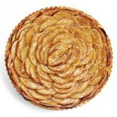 Spiral Apple Tart