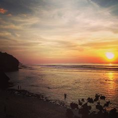 One more revolution on this earth has been completed, and I've landed in Bingin. Feeling so grateful for a dip in my ocean home. Thank you #Bali for providing a gentle landing after #India . . . . . . . . . . . #Bingin #Bali #uluwatu #sunset #gratitude #blessed #natureisamazing