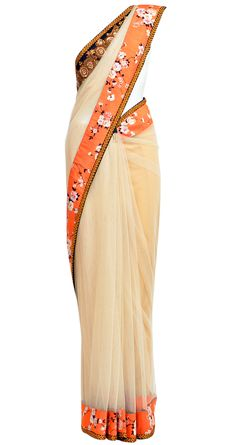 Net Saree by SABYASACHI