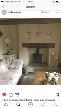 Show Your Family The Greatest Pride – Decorate Your Living Room Using Shabby Chic – Shabby Chic News Cottage Shabby Chic, Shabby Chic Living Room, Shabby Chic Furniture, Cottage Style, Living Room Decor, Cool Rooms, Great Rooms, Cosy Lounge, Leather Dining Room Chairs