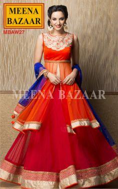 Meena Bazaar | Lehngas