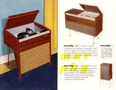 Murphy radiograms