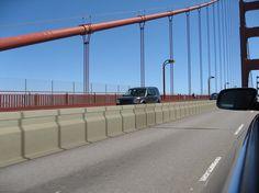 Golden Gate Bridge barrier expected next year - San Francisco Chronicle