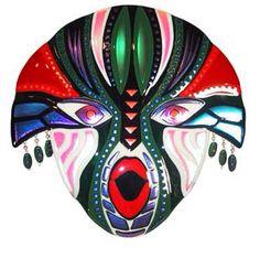 Awesome mask.