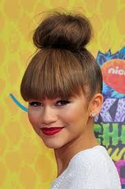 Top Knot- Frizz