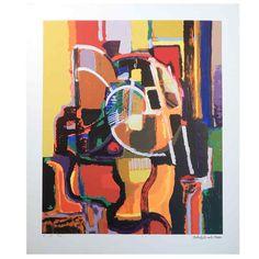 Burle Marx - Gravura assinada - Uma obra de arte na sua casa por um preço acessível! Nerf, Guns, Etchings, Moldings, Home, Artworks, Artists, Weapons Guns, Revolvers