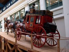 National Postal Museum: Downing and Son Concord-style Mail Coach