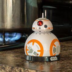 Star Wars BB-8 kitchen timer from Think Geek