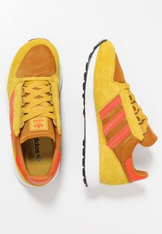 buy popular a2825 8164d adidas Originals FOREST GROVE - Sneakers laag - raw ochre raw amber craft  ochre