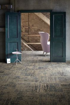 Vintage - Nebbia - Clocktower. #Interfacecarpets #design #flooring