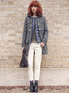 fb593cf599c80 Les 7 meilleures images du tableau manteaux hiver sur Pinterest ...