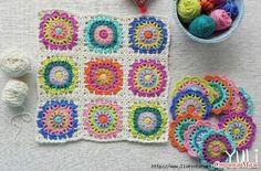 Всем привет! Делюсь очередной находкойНа мой взгляд, симпатичный мотивчик Опубликовала: Anne. http://crochet-plaisir.over-blog.com/ http://www.liveinternet.ru/