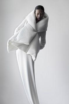 Qiu Hao's Fashion Designs 2012