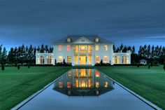 Extraordinary Property of the Day: Timeless Regal Estate in Canterbury, New Zealand