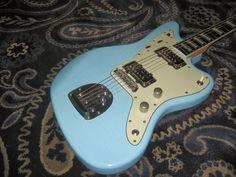 The Jooky Guitar Emporium: Introducing:The AlcmanOne