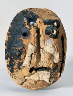 Joan Miro 1981 Sans titre (Tête)