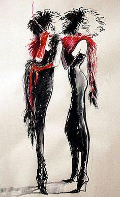 Can't help it...I love Cruella