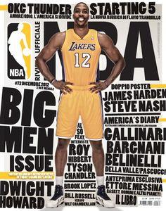 NBA ITALIA 2012 diciembre by Francesco Poroli