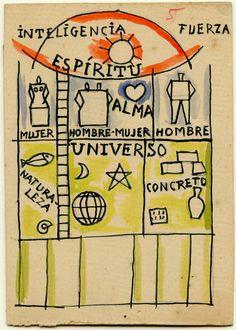 Torres Garcia exposicion barcelona mnac