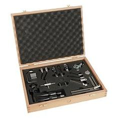 Kit pour machine de mesure par analyse d'image // Clamping component set // REF 33250