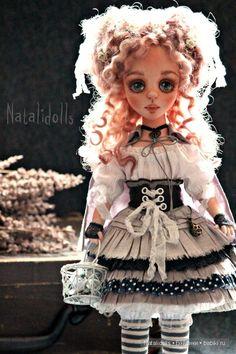 Авторские куклы Подкидышевой Натальи / Изготовление авторских кукол своими руками, ООАК / Бэйбики. Куклы фото. Одежда для кукол Princess Zelda, Disney Princess, Bjd Dolls, Toy Boxes, Pet Toys, Puppets, Doll Clothes, Harajuku, Knit Crochet