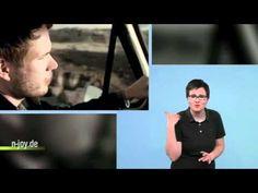 JOHANNES STRATE - ES TUT MIR WEH DICH SO ZU SEHEN - Gebärdensprache | NJOY | NDR - YouTube