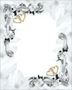 Fondos De Invitaciones Boda Tarjetas Para Bodas Formatos Diplomas Bordes Fotos Horario Escolar Pagina Tarjeta Plata Wedding Frames, Wedding Cards, Diy Wedding, Wedding Photos, Wedding Invitation Background, Wedding Background, Wedding Invitations, Frame Background, Paper Background