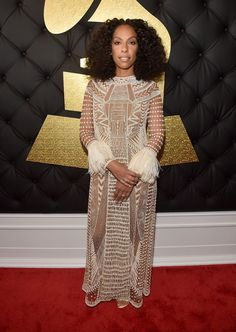 Melina Matsoukas wore a #Valentino Spring 2016 embroidered gown to the #GRAMMYs: https://www.instagram.com/p/BQeCkaeljdE  The Fashion Court (@TheFashionCourt) | Twitter