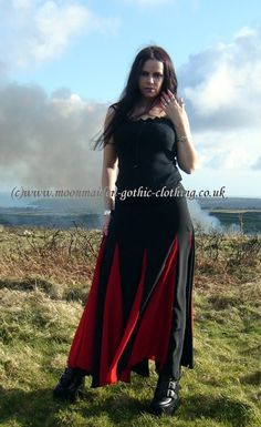 Moonmaiden Gothic Clothing - Ultra Insert Skirt